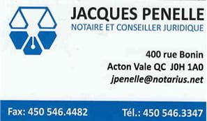 Jacques Penelle